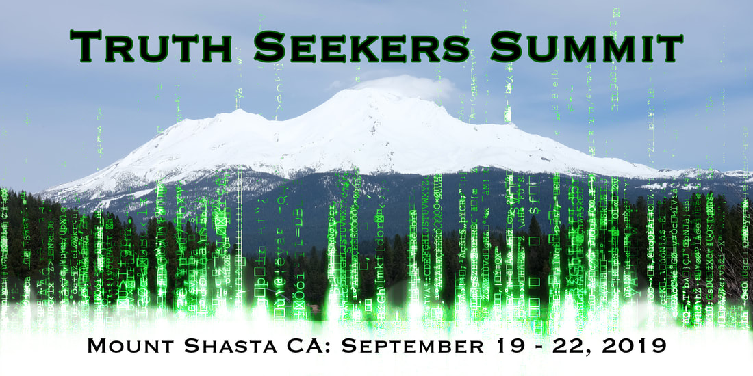 Truth seekers banner