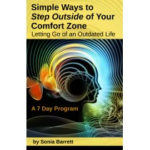 Simple ways to step outside of your comfort zone - 7 Day program series